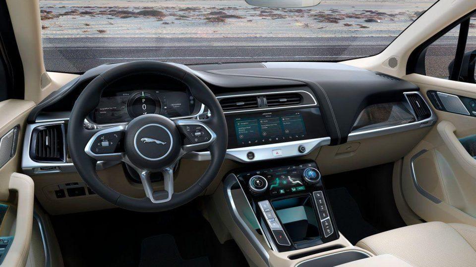 Az Év Autója a Jaguar I-PACE