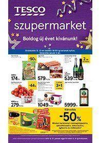 Tesco Szupermarket Akcios Ujsag 20191227 1231