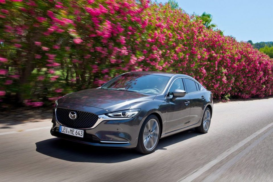 Mazda6 Petrol Only Ditching Diesels Eu 1